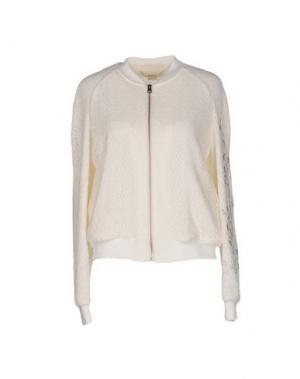 Куртка TENAX. Цвет: слоновая кость