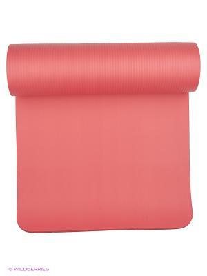 Коврик для йоги STARFIT FM-301 NBR 183x58x1,2 см, красный 1/6. Цвет: красный