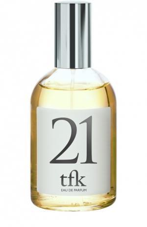 Парфюмерная вода-спрей 21 TFK The Fragrance Kitchen. Цвет: бесцветный