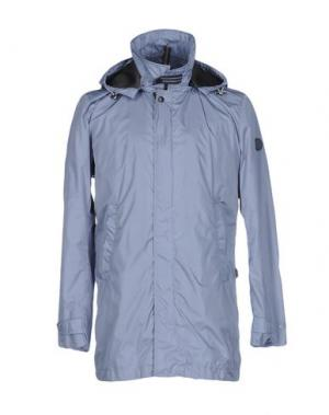 Легкое пальто ADHOC. Цвет: грифельно-синий