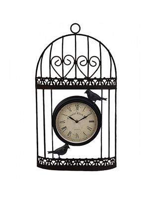 Часы настенные PATRICIA. Цвет: черный