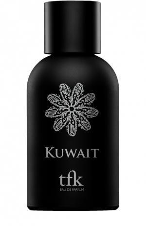 Парфюмерная вода-спрей Kuwait TFK The Fragrance Kitchen. Цвет: бесцветный