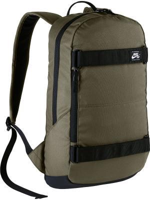 Рюкзак NK SB CRTHS BKPK Nike. Цвет: коричневый