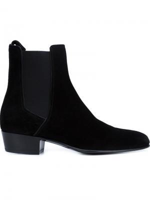 Ботинки-челси Louis Leeman. Цвет: чёрный