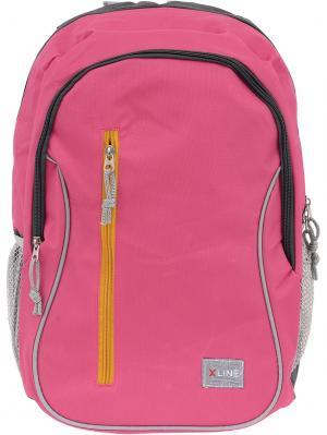 Рюкзак школьный PROFF. Цвет: розовый