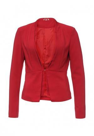 Пиджак Adrixx. Цвет: красный