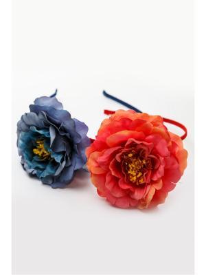 Комплект ободков Oceania. Цвет: розовый, синий