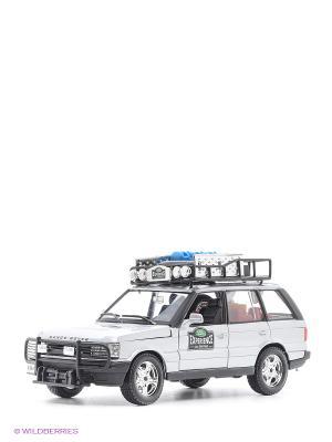 1:24 BB Машина Range Rover Safari металл. Bburago. Цвет: бронзовый