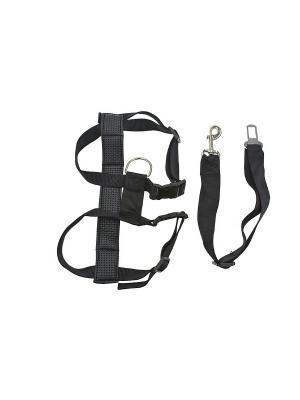 Wahl ремень безопасности для собаки  L/XL. Цвет: черный