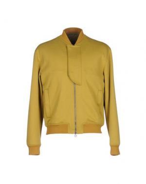 Куртка QASIMI. Цвет: зеленый-милитари