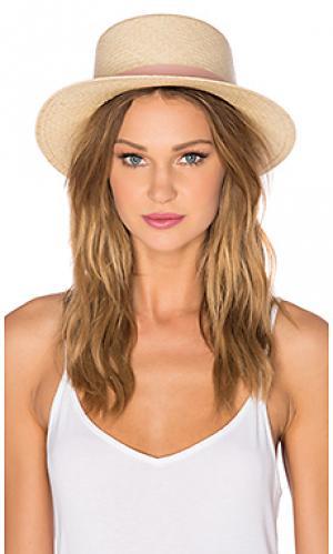 Шляпа dada KIN/K. Цвет: кремовый