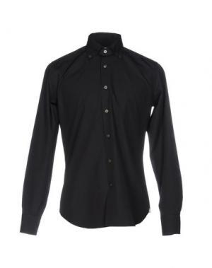 Pубашка MASTAI FERRETTI. Цвет: черный