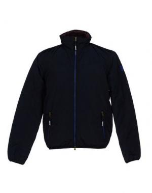 Куртка SPARCO. Цвет: темно-синий