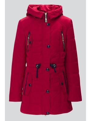 Пальто Jan Steen. Цвет: бордовый