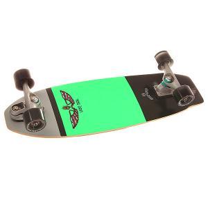 Скейт круизер  C7 Complete Flying Manta Assorted 10 x 31.5 (80 см) Carver. Цвет: серый,черный,зеленый