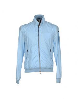 Куртка HISTORIC RESEARCH. Цвет: небесно-голубой