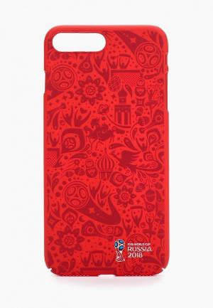 Чехол для iPhone 2018 FIFA World Cup Russia™. Цвет: красный