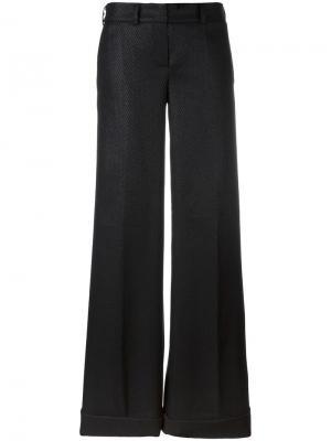 Расклешенные брюки Dodo Bar Or. Цвет: чёрный