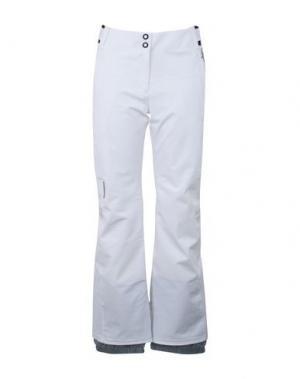Лыжные брюки ROSSIGNOL. Цвет: белый