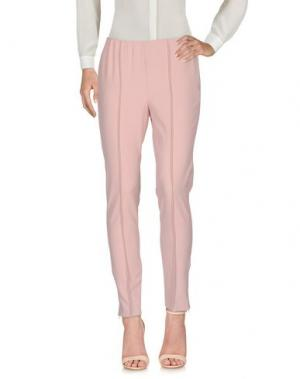 Повседневные брюки MIA SULIMAN. Цвет: розовый