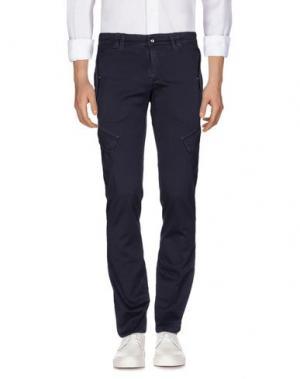 Повседневные брюки DONDUP. Цвет: темно-фиолетовый