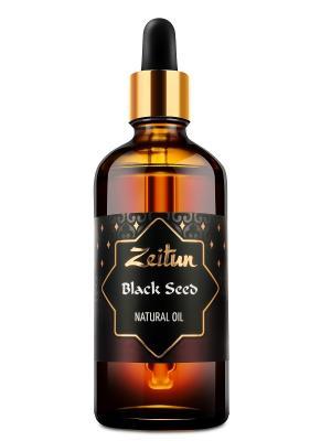 Чёрного тмина масло, сорт экстра, 100% чистое, не рафинированное Зейтун. Цвет: светло-желтый