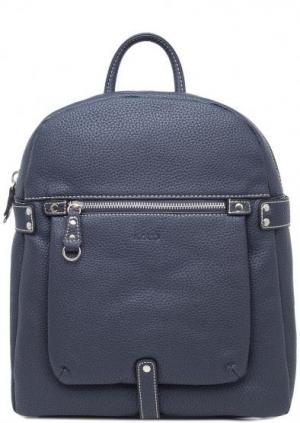 Синий рюкзак с одним отделом Picard. Цвет: синий