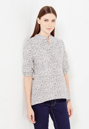 Блуза MilkyMama. Цвет: черно-белый
