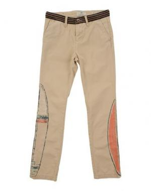 Повседневные брюки SCOTCH & SHRUNK. Цвет: песочный