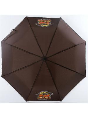 Зонт ArtRain. Цвет: черный, темно-бордовый