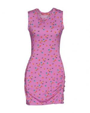 Короткое платье AGATHA RUIZ DE LA PRADA. Цвет: фуксия