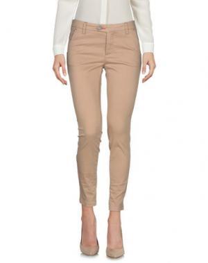 Повседневные брюки AT.P.CO. Цвет: песочный