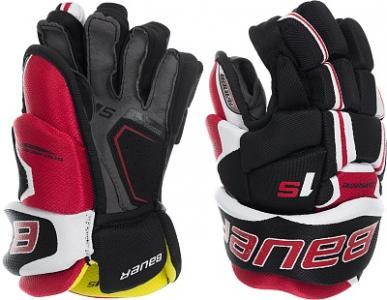 Перчатки хоккейные детские  S17 SUPREME 1S Bauer