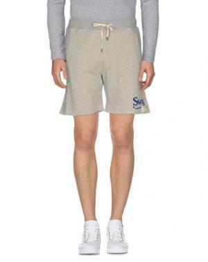 Повседневные шорты SPORTSWEAR REG.. Цвет: светло-серый