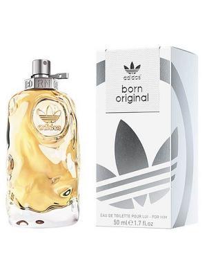Туалетная вода Adidas Born Original Male 50 мл. Цвет: прозрачный
