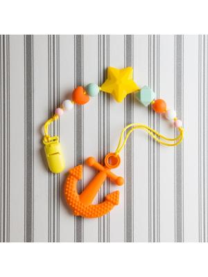 Игрушки-подвески Краски лета. Цвет: оранжевый, желтый