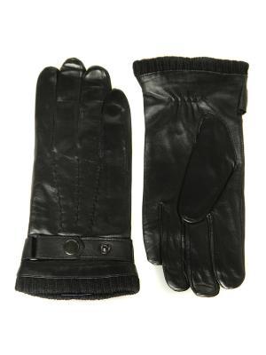 Перчатки Nice Ton. Цвет: черный, темно-фиолетовый