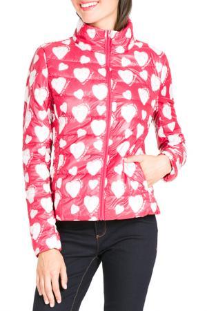 Куртка Desigual. Цвет: fuchsia