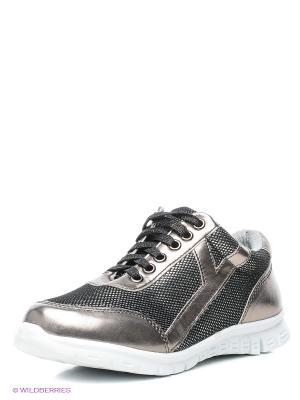 Ботинки Daze. Цвет: бронзовый