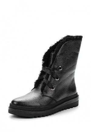 Ботинки Velvet. Цвет: черный