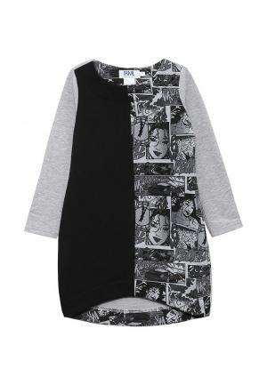 Платье Irmi. Цвет: серый