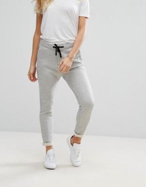 Maison Scotch Классические спортивные брюки. Цвет: серый