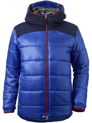 Куртка Reed DIDRIKSONS. Цвет: синий