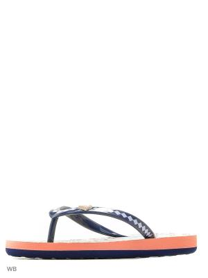Пантолеты  RG PEBBLE V ROXY. Цвет: оранжевый, черный