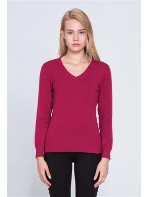 Пуловер Sempre. Цвет: фуксия