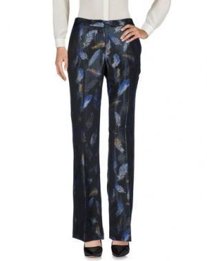 Повседневные брюки GIULIETTE BROWN. Цвет: стальной серый