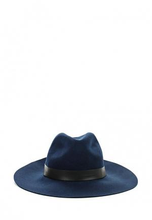 Шляпа Topshop. Цвет: синий