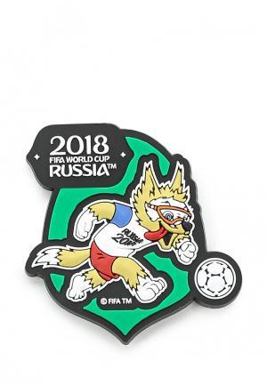 Магнит 2018 FIFA World Cup Russia™. Цвет: разноцветный