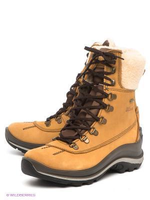 Ботинки Grisport. Цвет: желтый