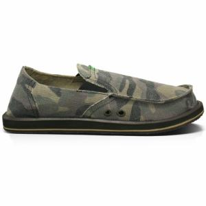 Sale PICK POCKET Sanuk. Цвет: camouflage